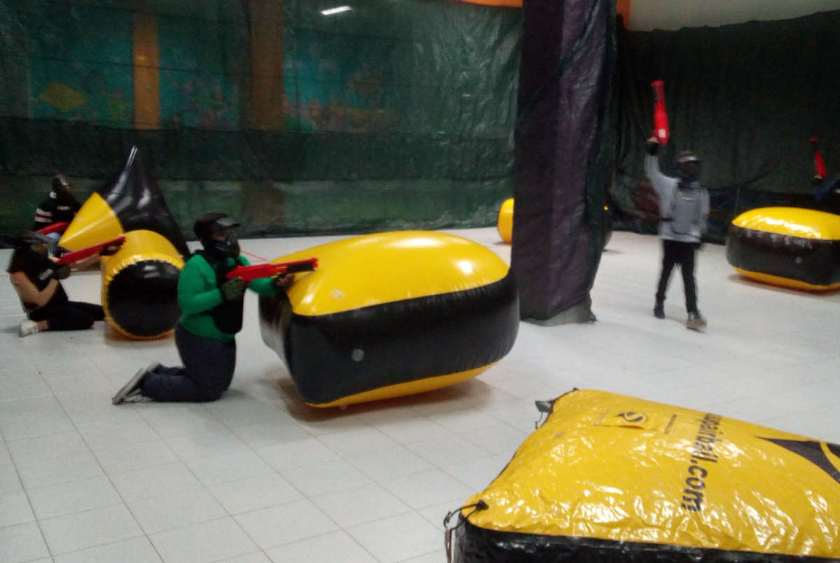 paint ball for kids